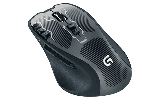 Mouse Laser G700S Gaming Wireless - Logitech