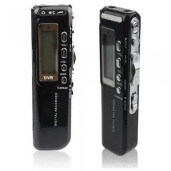 Gravador de Voz 16GB Profissional GD1 - OEM