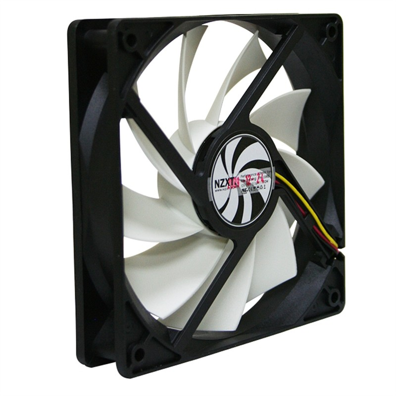 Cooler para Gabinete Performance 120mm FN-120RB - NZXT