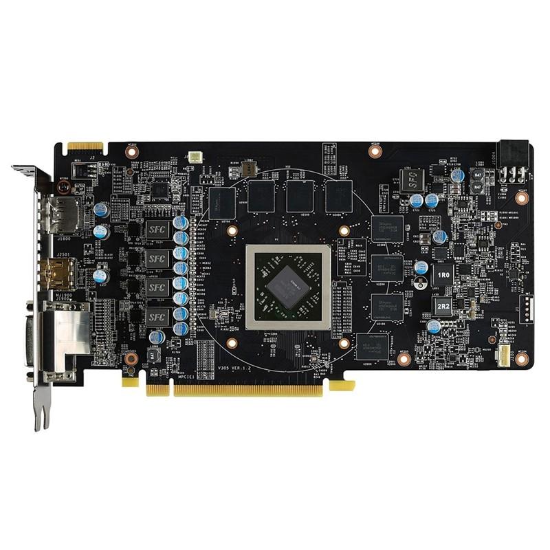 Placa de Vídeo R9 380 2GD5T OC 2GB GDDR5 256BIT, R9-380-2GD5T-OC - MSI