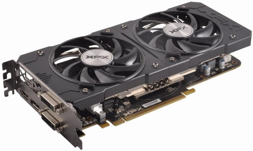 Placa de Vídeo R9 380 4GB DDR5 Double Dissipation 256Bit R9-380P-4DF5 - XFX