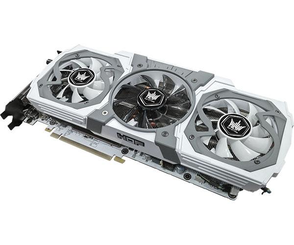 Placa de Vídeo Geforce GTX970 HOF 4GB GDDR5 256Bit 97NQH6DND2TX - Galax