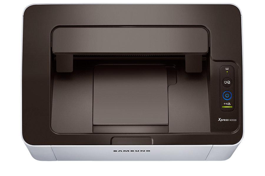 Impressora Laser Mono SL-M2020 110V - Samsung