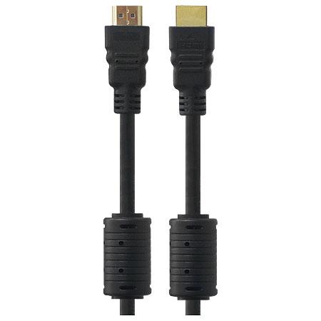 Cabo HDMI com Ethernet 1.4V HC14 10 Metros Suporte 3D - Vinik