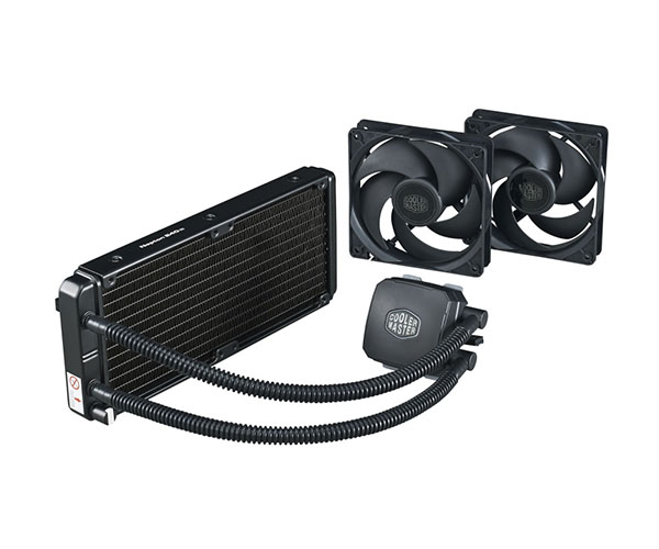 Water Cooler Nepton 240m 2x 120mm RL-N24M-24PK-R1 - Coolermaster