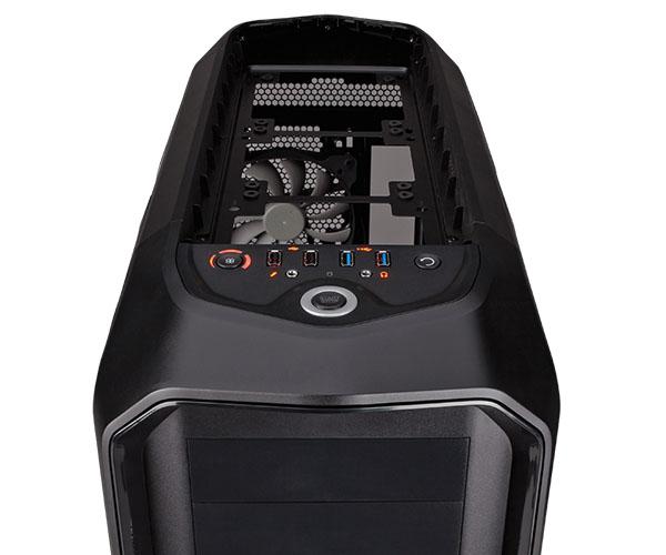 Gabinete Graphite Series 780T Preto CC-9011063-WW - Corsair