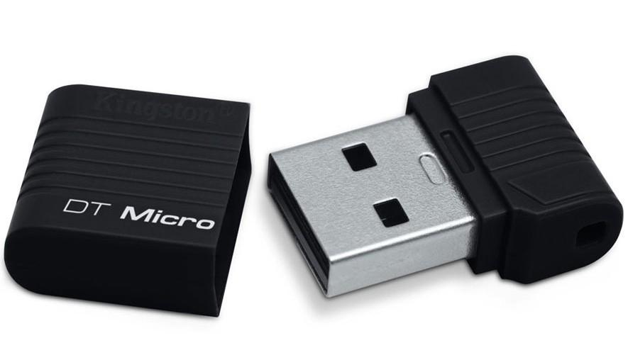 Pen Drive USB 8GB DTMCK/8GB Preto -Kingston