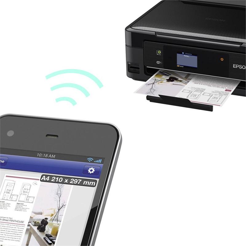 Multifuncional Jato de Tinta Colorida Wireless XP-411 - Epson
