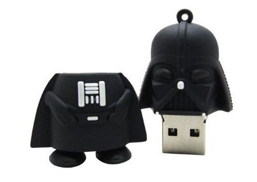 Pen Drive 16GB Darth Vader Star Wars - OEM