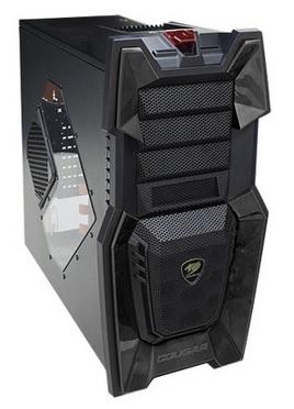 Gabinete ATX S/Fonte Challenger 6HM6 Preto 4174-6 - Cougar