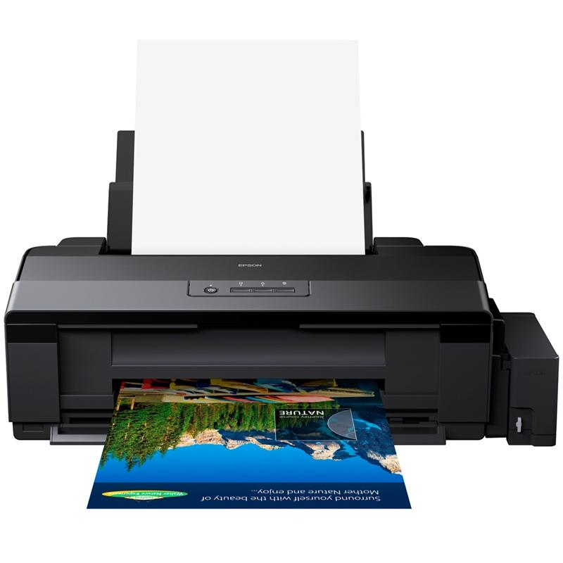 Impressora Jato de Tinta EcoTANK L1300 A3 - Epson