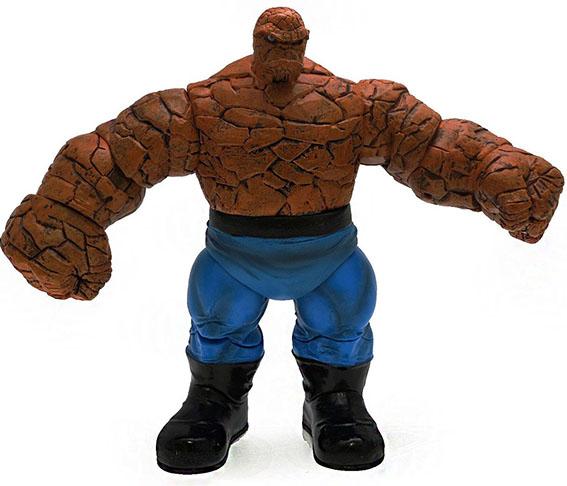 O Coisa Quarteto Fantástico Marvel Select