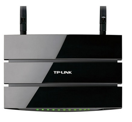 Roteador N600 300Mbps Wireless Dual Band 5Ghz e 2.4Ghz TL-WDR3500 - Tplink