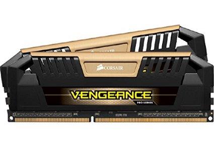 Memória Vengeance Pro 16GB (2X8GB) 1600Mhz DDR3 CMY16GX3M2A1600C9A - Corsair