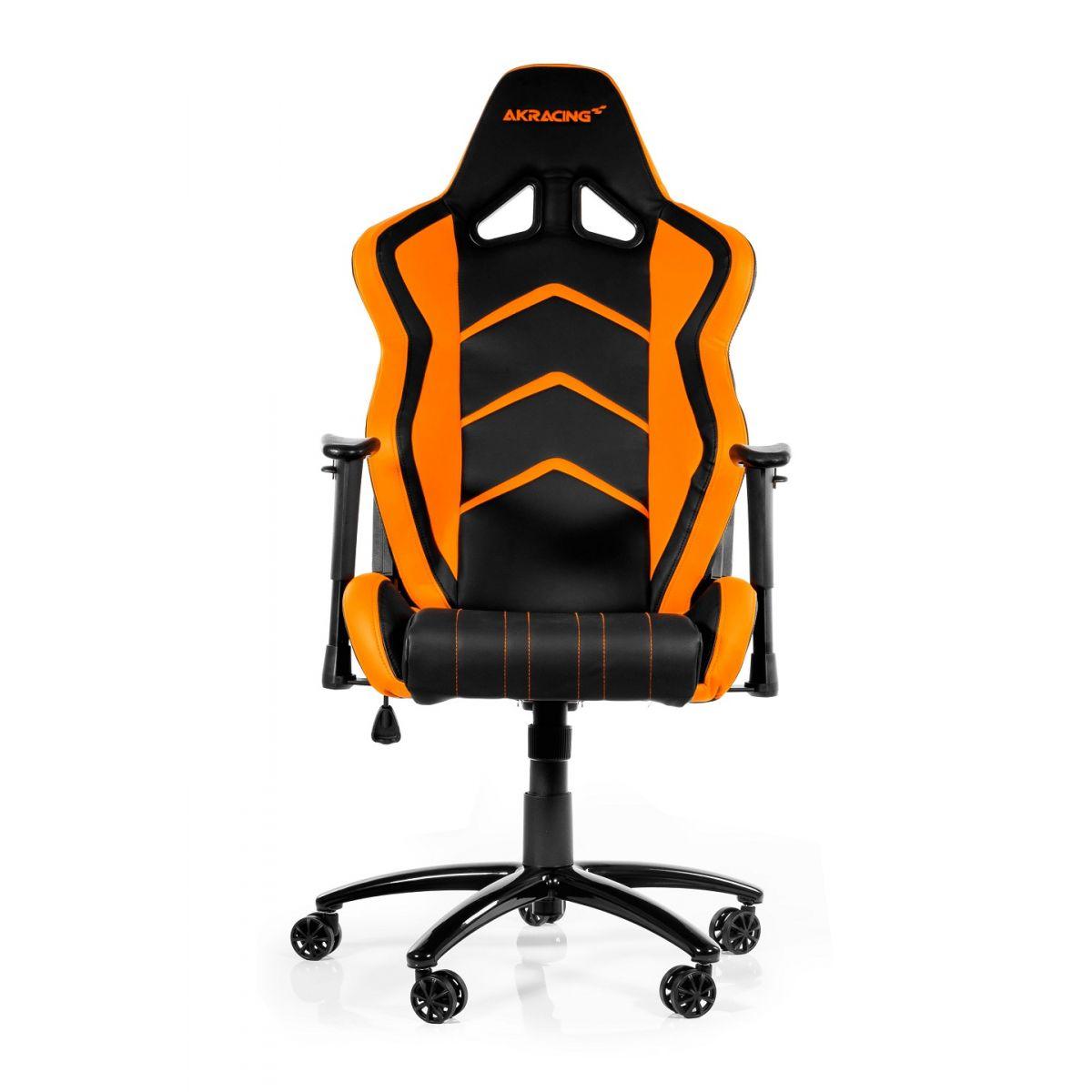 Cadeira AKRacing Player Gaming Black/Orange AK-K6014-BO - AKRacing