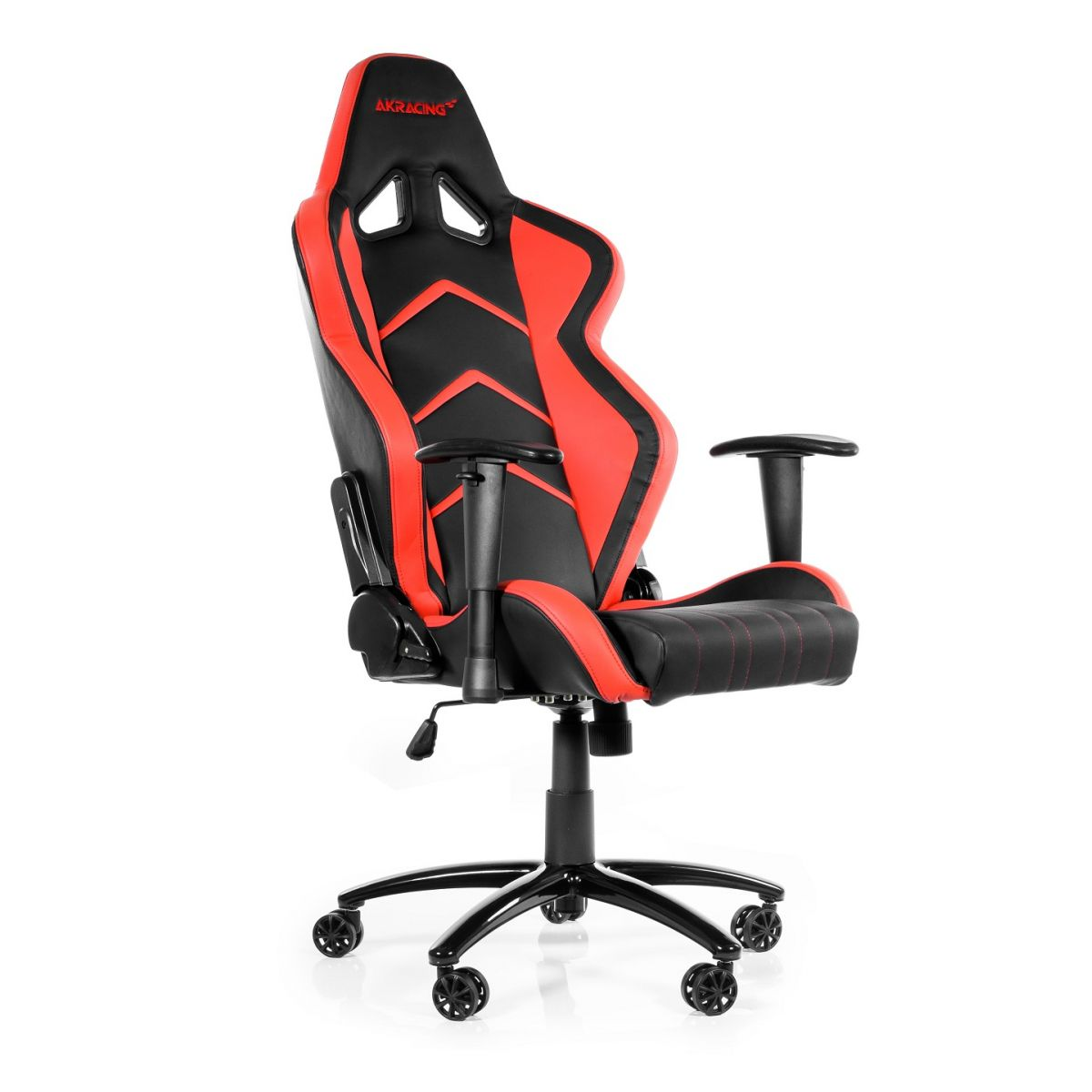 Cadeira AKRacing Player Gaming Black/Red AK-K6014-BR - AKRacing