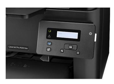 Impressora Laser Jet Pro Pro Monocromática Wireless M201DW CF456A 110V - HP