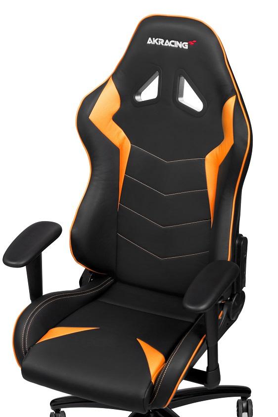 Cadeira AKRacing Octane Gaming Orange AK-OCTANE-OR - AKRacing
