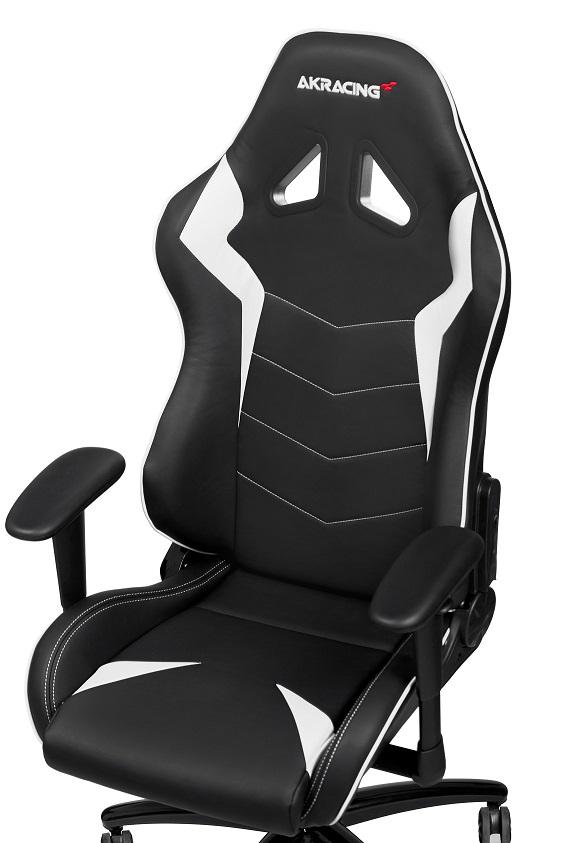 Cadeira AKRacing Octane Gaming White AK-OCTANE-WT - AKRacing