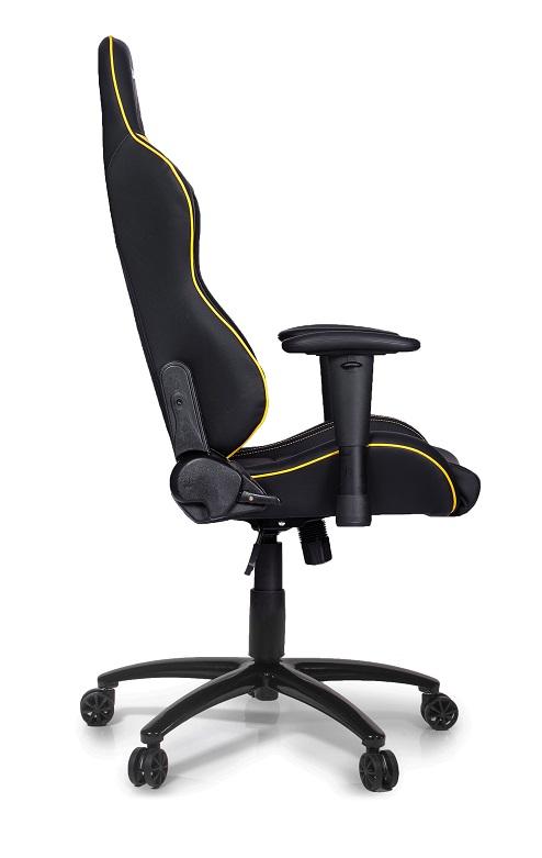 Cadeira AKRacing Dignitas Edition Max Yellow AK-DIGNITAS-MAX-YL - AKRacing