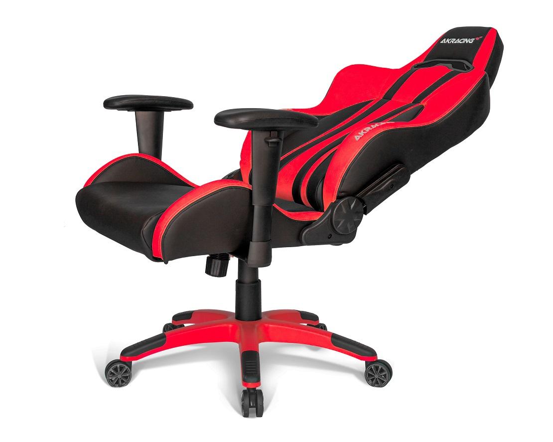 Cadeira AKRacing Premium V2 Black Red 10217-1 - AKRacing