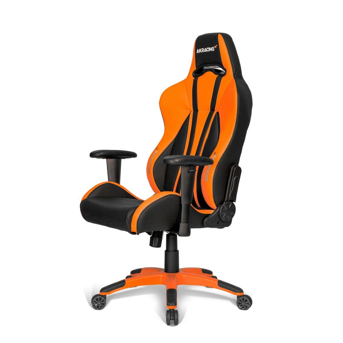 Cadeira AKRacing Premium Plus Orange AK-PPLUS-OR - AKRacing