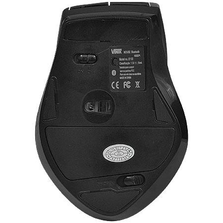 Mouse Bluetooth 1600DPI B100 Preto - Vinik