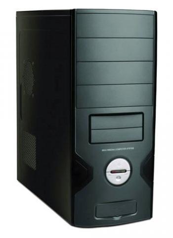 Gabinete ATX GX/CX-1667 USB Frontal C/Fonte - Kmex