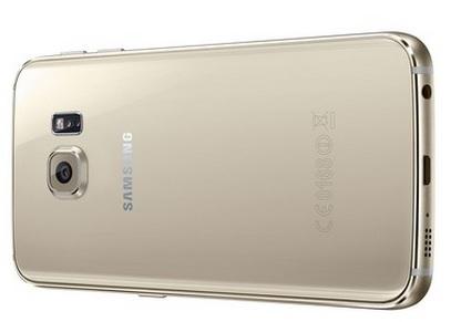 Smartphone Galaxy S6 Edge G925I, Octa Core 1.8Ghz, Android 5.0, Tela Super Amoled 5.1, 32GB, 16MP, 4G, Dourado - Samsung