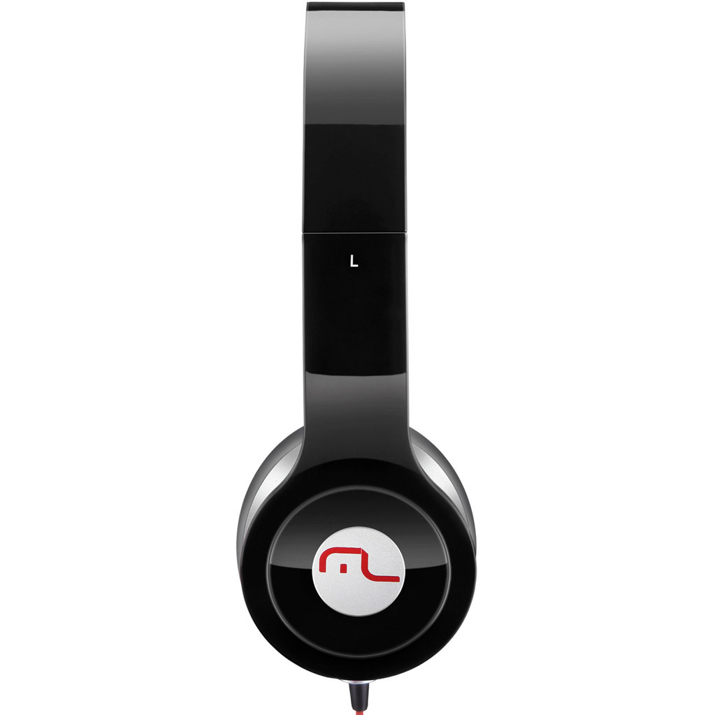 Fone de Ouvido Headphone Monster Preto PH074 - Multilaser