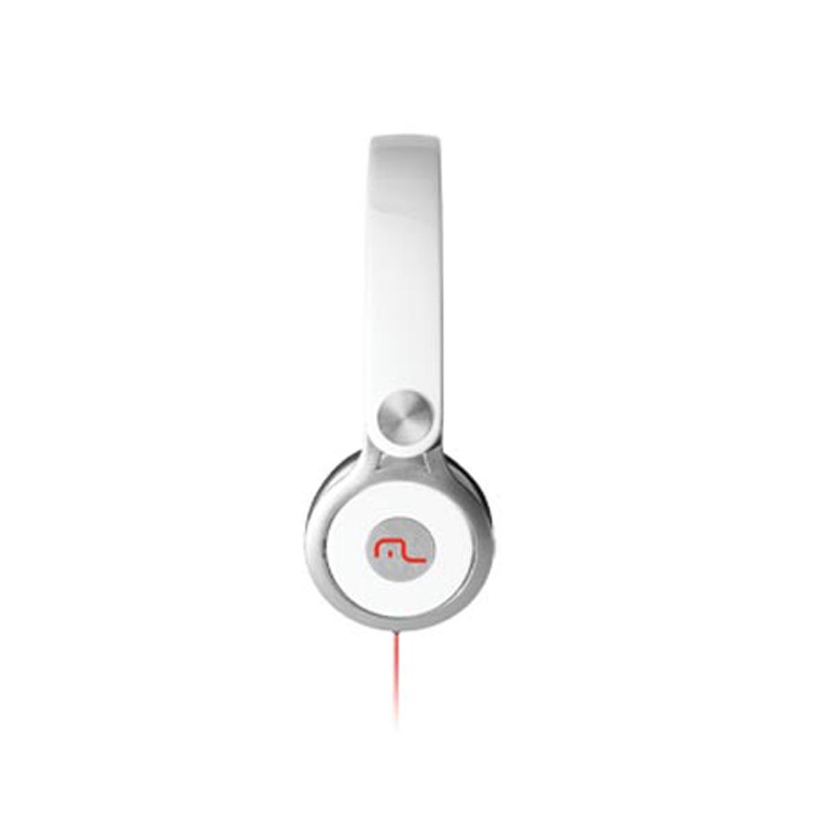 Fone de Ouvido Headphone 360 Branco PH082 - Multilaser