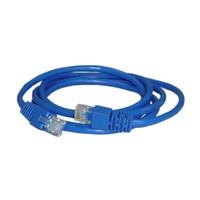 Patch Cord 1,8 Metros PC-CBETH1801 Azul 166211 - Pluscable