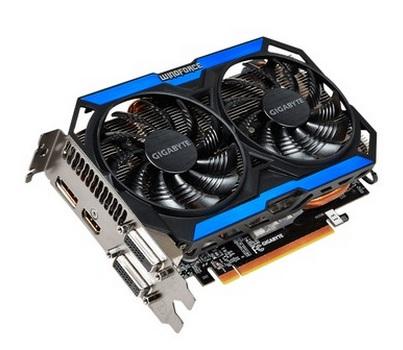 Placa de Vídeo Geforce GTX960 4GB DDR5 128Bit GV-N960OC-4GD - Gigabyte