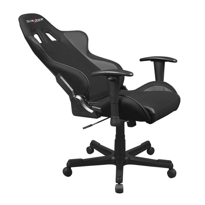 Cadeira F-Series OH/FE11/N Preta - DXRacer