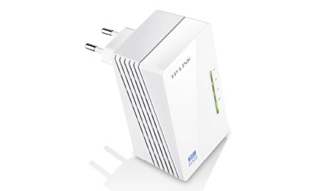 Wireless Extensor de Alcance TL-WPA4220 Powerline AV500 - Tplink