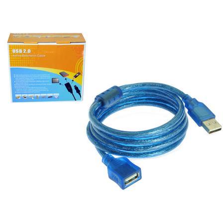 Cabo Extensor USB 2.0 AM/AF 10 Metros CB0216 - OEM
