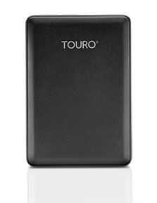 HD Externo 500GB Touro Mobile USB 3.0 Preto 0S03799 - Hitachi
