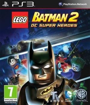 Jogo Lego Batman 2 DC Super Heroes - WARNER -