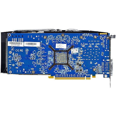 Placa de Vídeo R7 370 HammerX Dual Fan OC Edition 2GB DDR5 256Bits PH37025602D5OC - PCYES