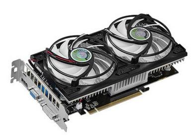 Placa de Vídeo Geforce GT9800 Dual Fan 1GB DDR3 256Bits R-VGA150913G-2 - Point Of View
