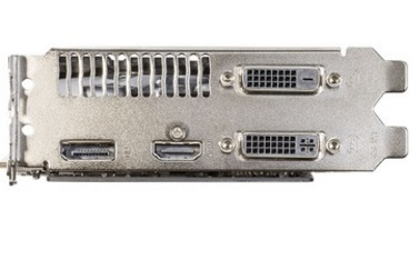 Placa de Vídeo Geforce R7 370 2GB DDR5 2GBD5-PPDHE - PowerColor