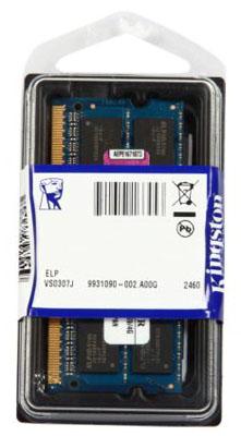Memória para Apple 8GB DDR3 1600Mhz KTA-MB1600/8G - Kingston