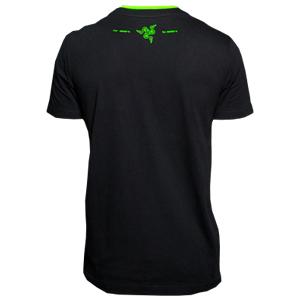 Camiseta Predator Masculina (Grande) - Razer