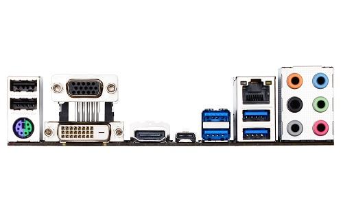Placa Mãe LGA 1151 GA-Z170-D3H DDR4 (S/V/R) - Gigabyte