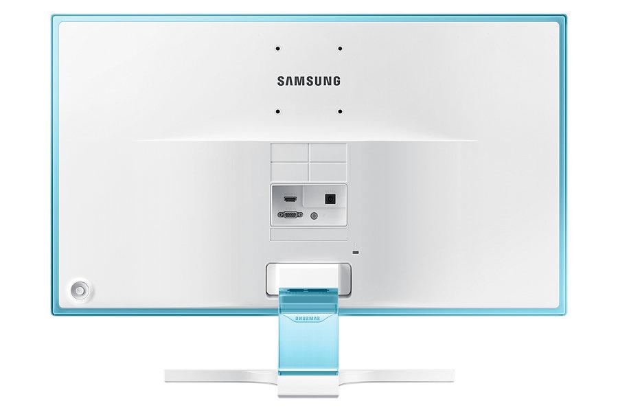 Monitor Led 27 Full HD Branco S27E360F - Samsung