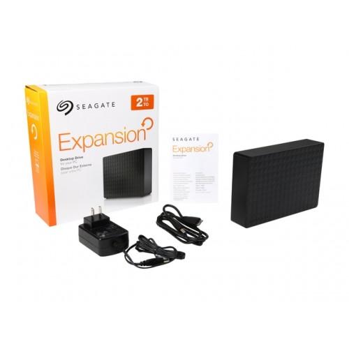 HD Externo Expasion 2TB 3,5 STEB2000100 USB 3.0 - Seagate