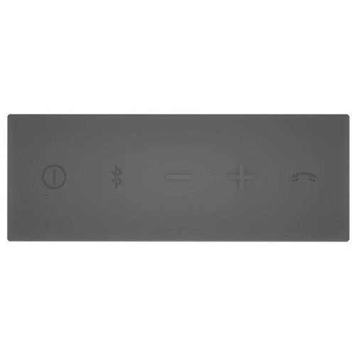Caixa de Som Portátil GO Preta (JBLGOBLK) Bluetooth - JBL