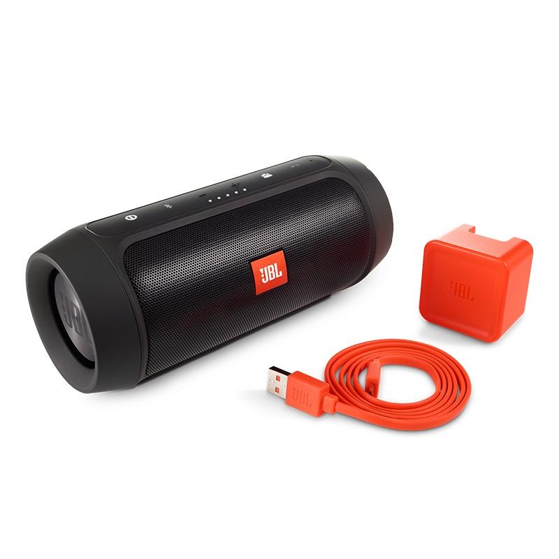 Caixa de Som Charge 2+ Bluetooth 15W RMS (Resistente à Água) Preta CHARGE2PLUSBLKEU - JBL