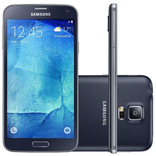 Smartphone Galaxy S5 New Edition SM-G903M/DS Tela 5.1 4G Dual Chip Preto - Samsung