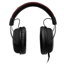 Headset Gamer HyperX CLoud Core KHX-HSCC-BK-LR Preto/Vermelho - Kingston